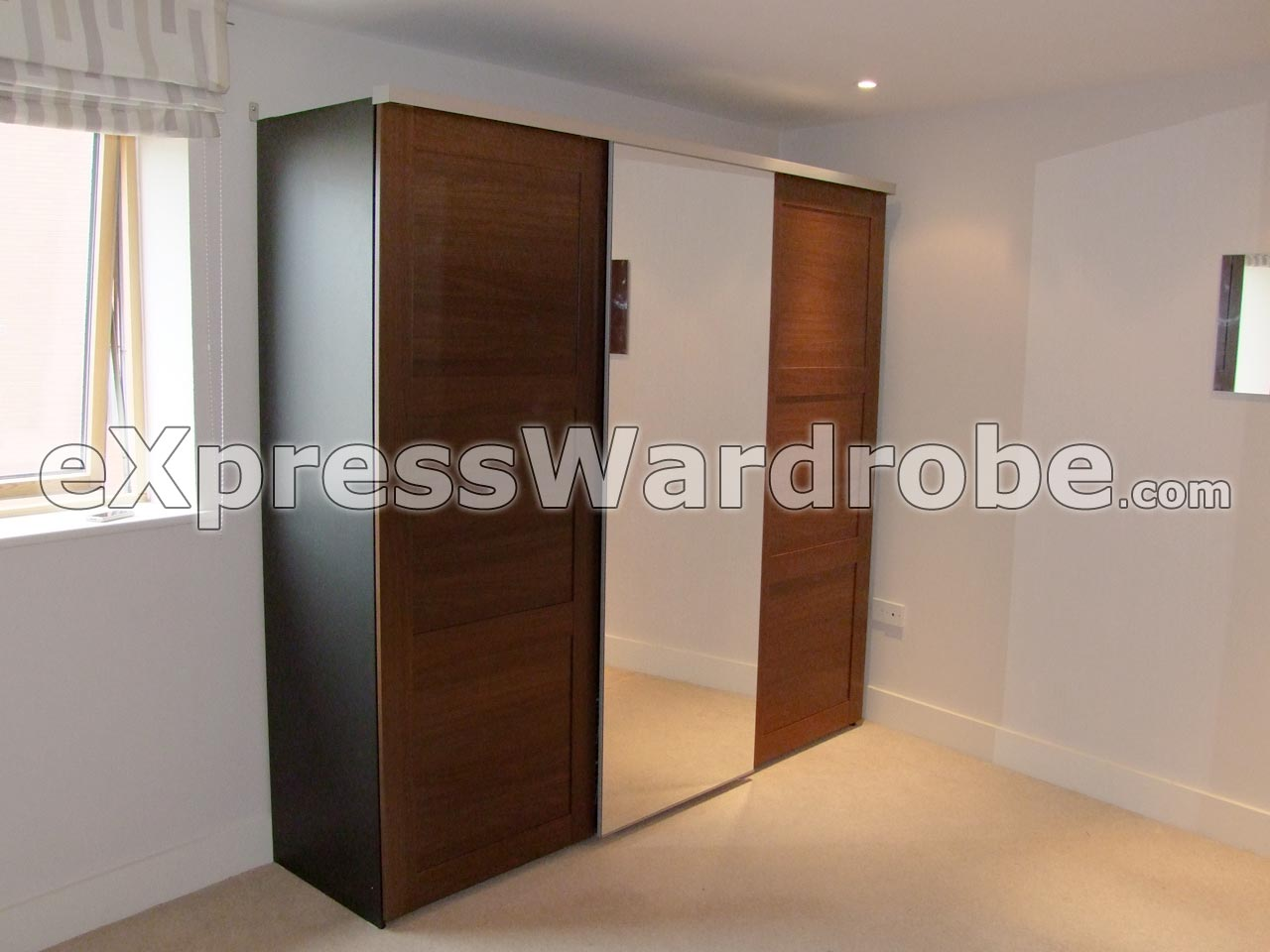 Ikea Magnarp Floor Lamp Natural ~ Wardrobes  Flat pack Wardrobes  Sliding Door Wardrobes  Free