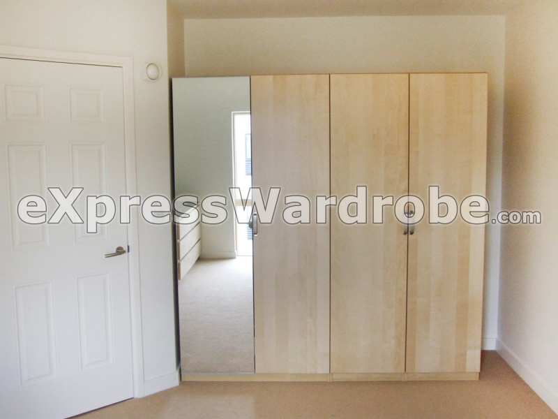 Professional Wardrobe Disassemble Relocate And Reassemble
