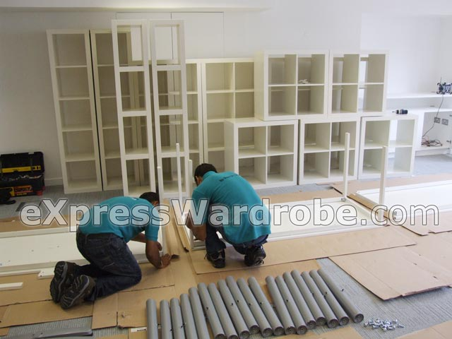 Professional Flatpack Fitters